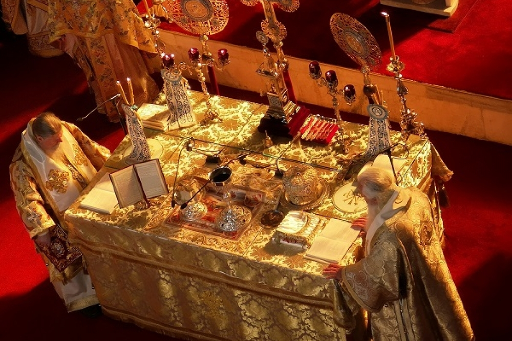 Christian Orthodox Holy Liturgy